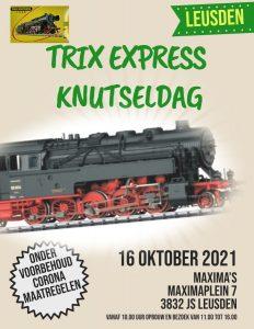 Trix Express Knutseldag 2021 Leusden