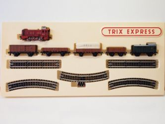 1962-1964 Modelgoederentrein set 1535