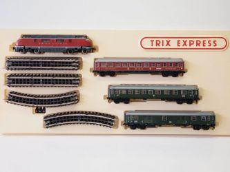 1962-1965                   Model dieselsneltrein set  1508