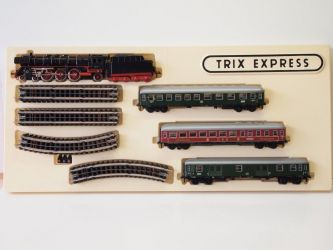 1962-1965              Modelsneltrein set 1504