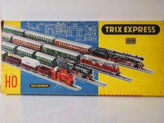 1962-1965 geschenkverpakking met doorzichtige deksel     1508