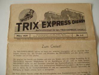 trix express 081