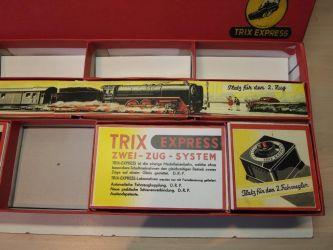 replica grote naoorlogse set verpakking compleet € 29,50 (nr: TrixRep7)